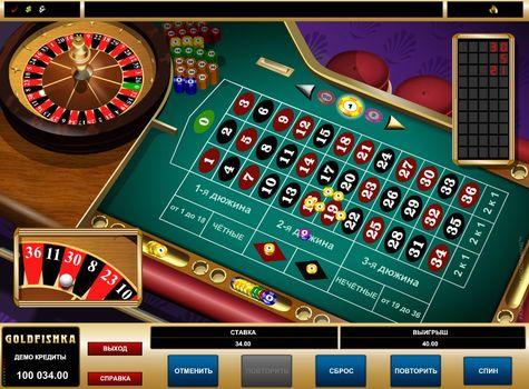 Онлайн казино Голдфишка ( )